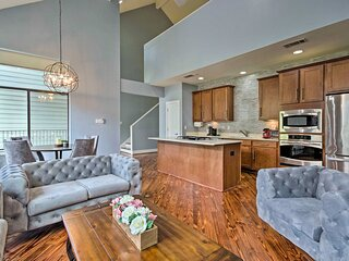 NEW! Well-Appointed Houston Home 1 Mile to Midtown