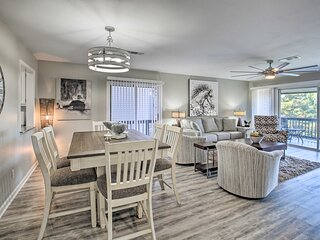 NEW! Ideally Situated Condo w/ Resort Amenities!