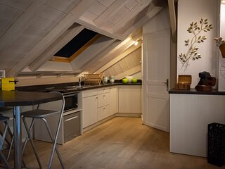� The Attic - ideally located in the old town