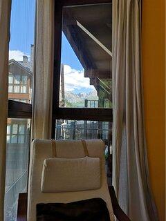 Precioso y confortable apartamento en Escarrilla
