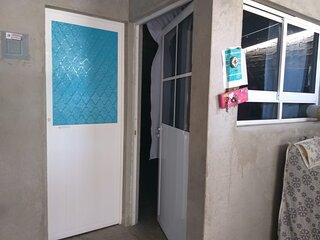 Habitacion Privada Para 2 con Aire Acondicionado