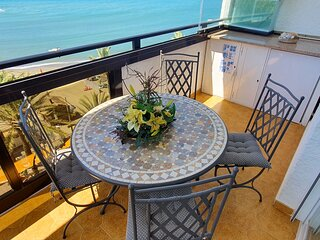 Skol 317 2 bedroom, 2 bathroom Luxury Beach Front Apartment Marbella