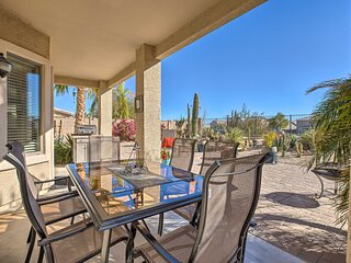 NEW! San Tan Valley Home w/ Patio on Golf Course!