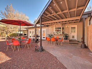 NEW! Oasis w/ Optional Chef: Trail & Creek Access!