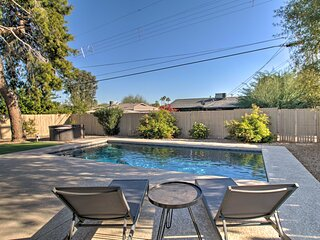 NEW! Scottsdale Gem w/ Pool & Hot Tub by Old Town!