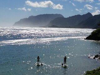 Hale Kai Private Beach house rental