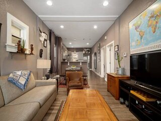 NEW! well-appointed getaway near RiNo & light rail in center of Denver / FIRE PI