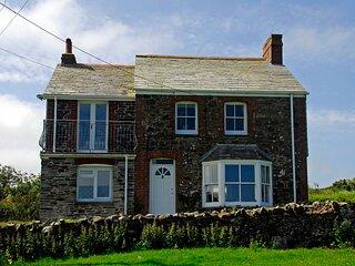 Beautiful four bedroom detached cottage, St Endellion, Port Isaac, coastal views
