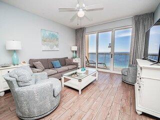 Calypso Beach Resort 2208W | Walk to Pier Park | Beachfront Condo