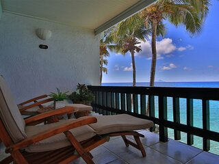 Condo Acadia | Ocean Front - Located in Stunning Porto Cupecoy with Private Po