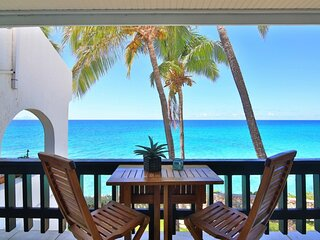 Condo Acadia | Ocean Front - Located in Tropical Porto Cupecoy with House Clea