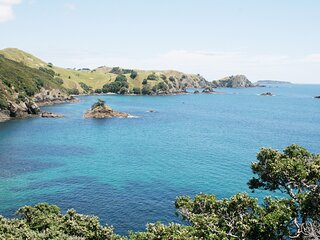 Perfect Base in Opua to Explore the Bay of Islands & Northland