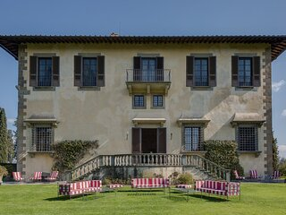 Luxury villa Rinascimento