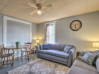 NEW! Comfy Rochester Escape - 1 Mile to Downtown!