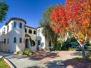 Luxe Spanish Colonial Hideaway | All-Suite Layout | Walk to Shops, Museum Row
