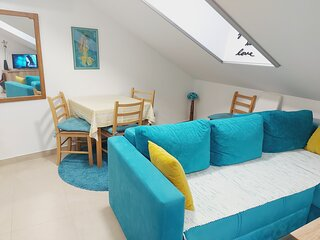 Apartman Santorini