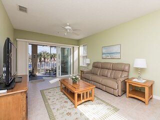 Gorgeous Intracoastal Waterway views from Canopy Walk 825!! Book now!!