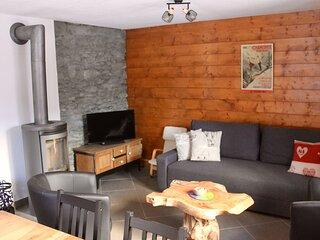 Appartement moderne dans une maison de caractere