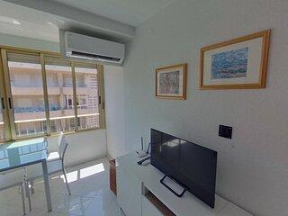 Apartamento de 37 m2 cerca de la playa en Santa Pola-Alicante-España