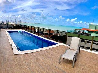 Apartamento em Praia de Joao Pessoa - prox ao mar