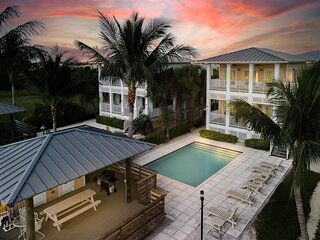 Tarpon House updated 3bed 4bath with private pool & dockage