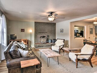 NEW! Central Salida Home, 5 Blocks to Dtwn & River