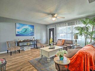 NEW! Charming Largo Retreat w/ Yard, 2 Mi to Beach
