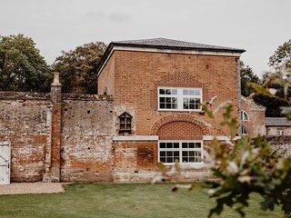 The Garden Cottage at Bracon Hall
