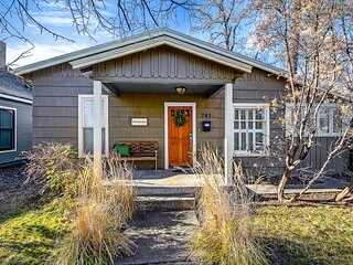 Cottage Chic Home Near Downtown Boise
