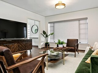 Luxury Art Deco Apartment In Downtown Boise | Suite 6