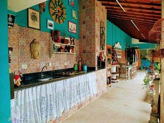 Cozy House in Guaruja - SAO013-AC