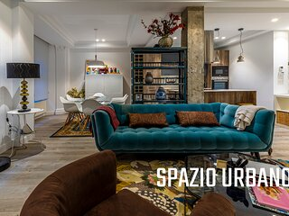 110 m2 luxury apartment close to Guggenheim with parking