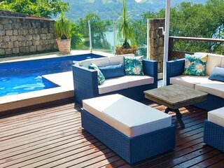 Private Stunning House Angra - ANG013-AC