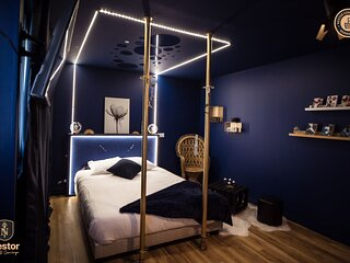 50 Nuances - Suite moderne & chic pour amoureux