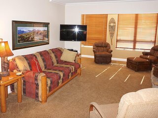 2 Bedroom Condo Just Steps Away From Summer Recreation Activities (Unit 207 at
