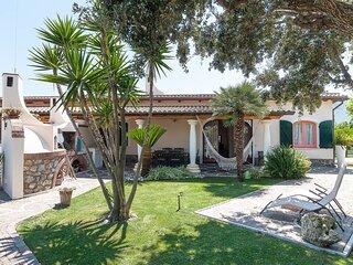 Casa vacanze LA CESA ideale per 4-8 persone a San Felice Circeo