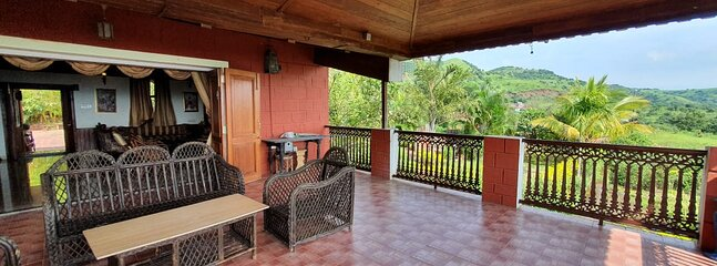 3bhk Lavish Villa between greenery and nature, alquiler vacacional en Bhukum