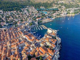 Dubrovnik Luxury BonBon next to beach