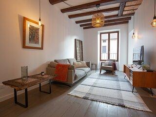 LaSuitedu12 - Appartement pour 2 personnes vue sur les Vieilles Prison