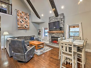 NEW! Fayetteville Cottage < 2 Mi to New River Park