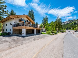 Big Cottonwood 2 Bedroom Brighton Chalet