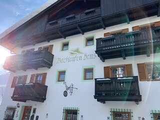Bachlaufen Haus apt 2 - Dolomites