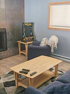 Pac Man and Galaga 8 game Arcade