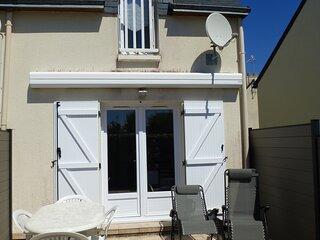 Maison Sarzeau-St Jacques 3* (presqu'île de Rhuys) - 100 m de la mer