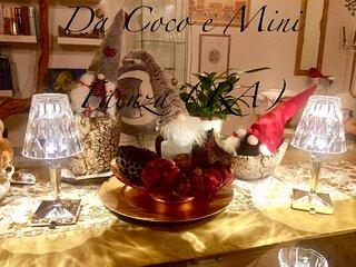 Da Coco e Mini, The travelers' corner