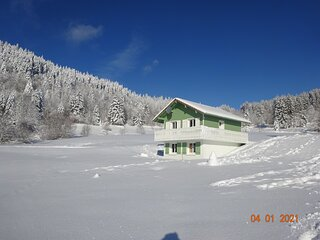 La Bresse Hautes Vosges Chalet 'le paiquis'
