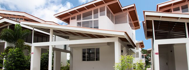 Newly constructed house in private gated community.