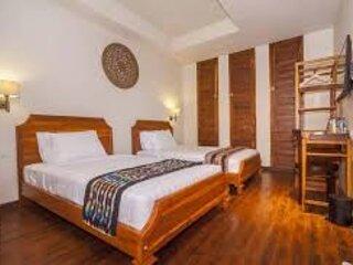 Eco Tree Otel, Eco friendly sea view rooms, holiday rental in Komodo
