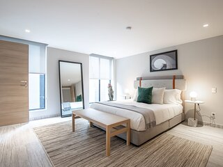 Casai Polanco | 2 BR | Elegant Apartment