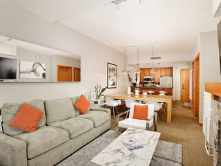 New Listing!  Incredible Snowmass Location!  Heart of Village, Next to Gondola -